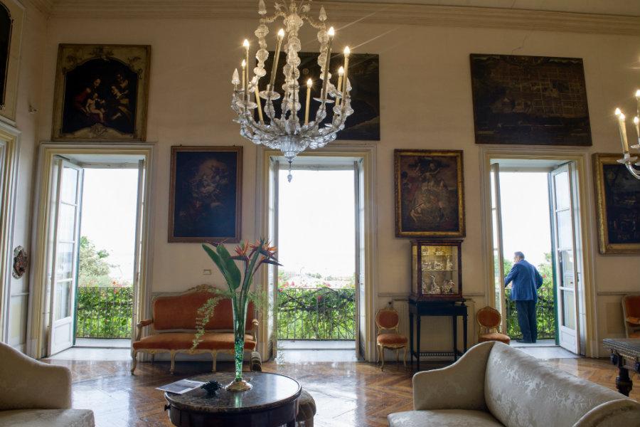 Palazzo lanza tomasi dimora storica nel centro storico di for Scrittore di lampedusa