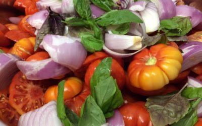 Sicily at its best: salsa di pomodoro
