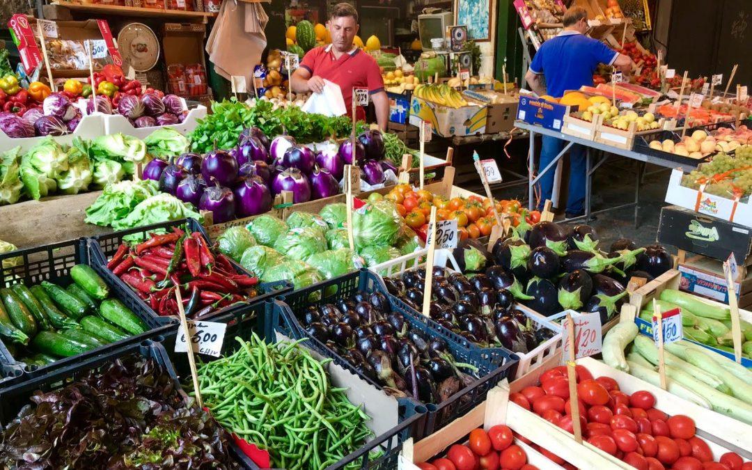 A Very Veggie Sicilian Stay