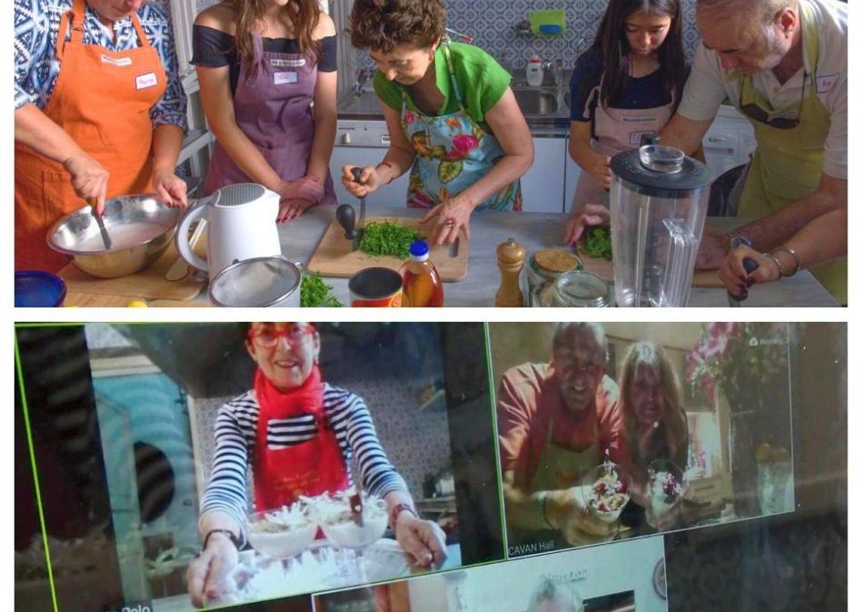 A Day Cooking with the Duchess… Online!